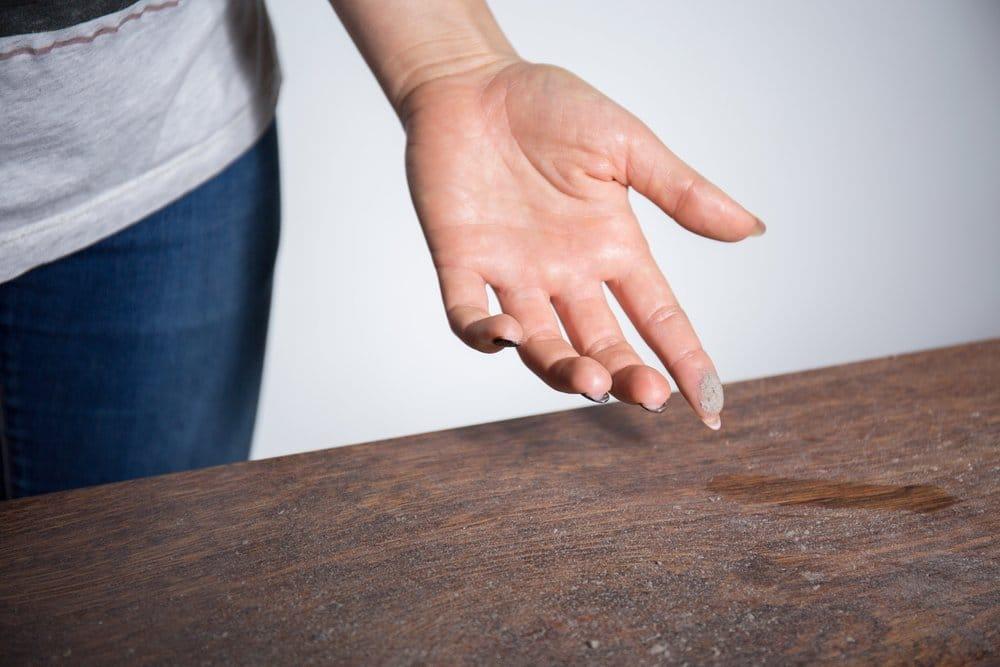 dust mites asthma trigger